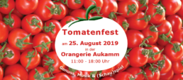 Tomatenfest am 25. August 2019