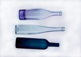 Verschiedene Flaschentypen können gereinigt werden
